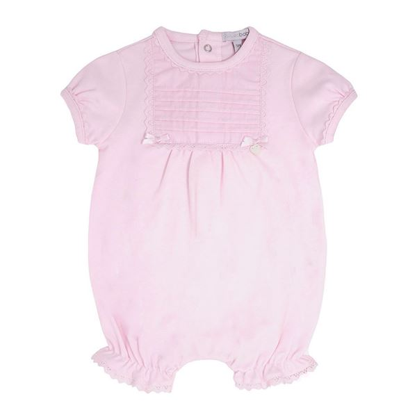 Picture of Blues Baby Girls Pink Romper