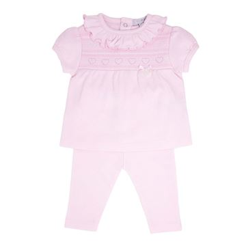 Picture of Blues Baby Girl Pink Tunic & Leggings