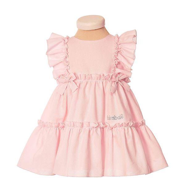 Picture of Bimbalo Girls Pink Dress