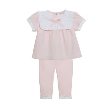 Picture of Patachou Baby Girls Pink Leggings Set