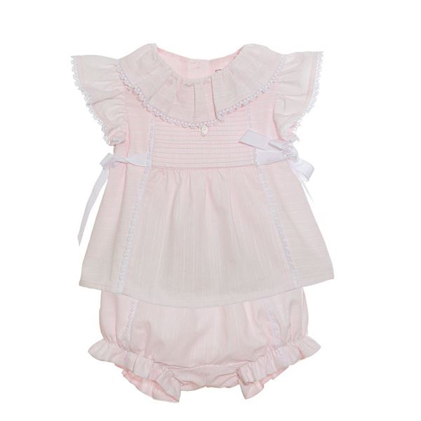 Picture of Patachou Baby Girls Pink Set