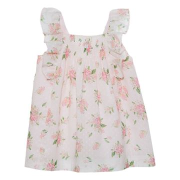 Picture of Patachou Girls Pink Floral Dress