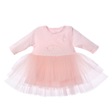 Picture of Sofija Baby Girls Pink Karmen Dress