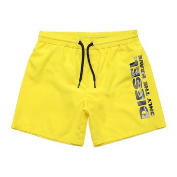 Picture of Diesel Boys Yellow Swim Shorts