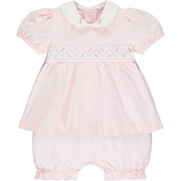 Picture of Emile Et Rose Baby Girls Pink Winifred Short Set