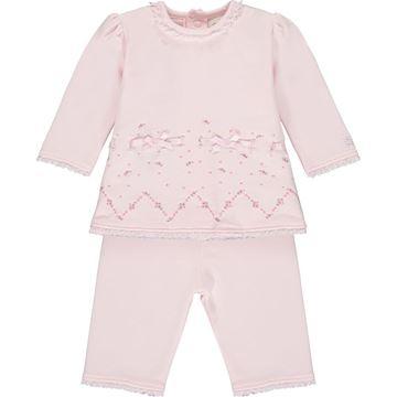 Picture of Emile Et Rose Baby Girls Pink Walker Set
