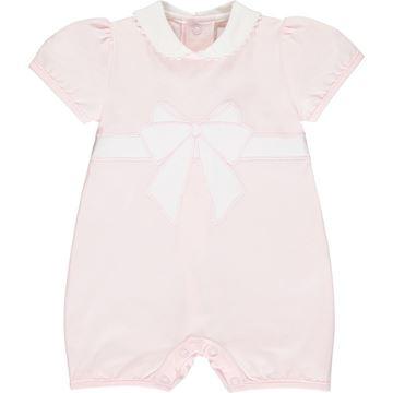 Picture of Emile Et Rose Baby Girls Pink Wanita Romper