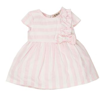Picture of EMC Baby Girls Pink Checked Dress