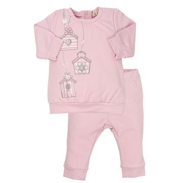 Picture of EMC Baby Girls Pink 2 Piece Set