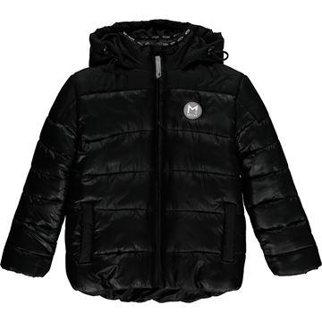 Picture of Mitch Boys 'Argentina' Black Coat