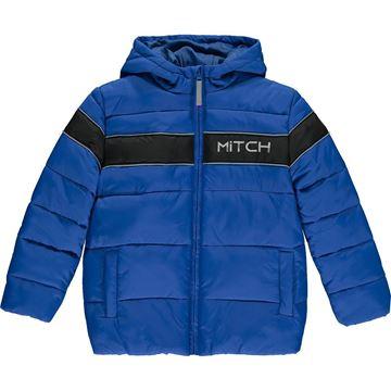 Picture of Mitch Boys 'Cuba' Blue Coat