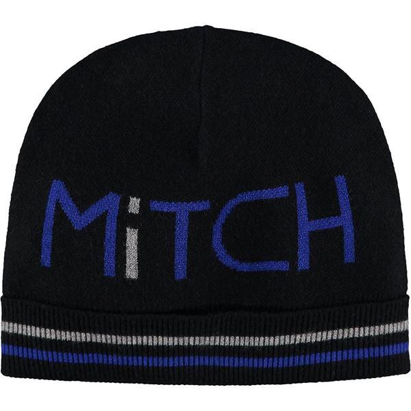 Picture of Mitch Boys 'Grenada' Black Hat