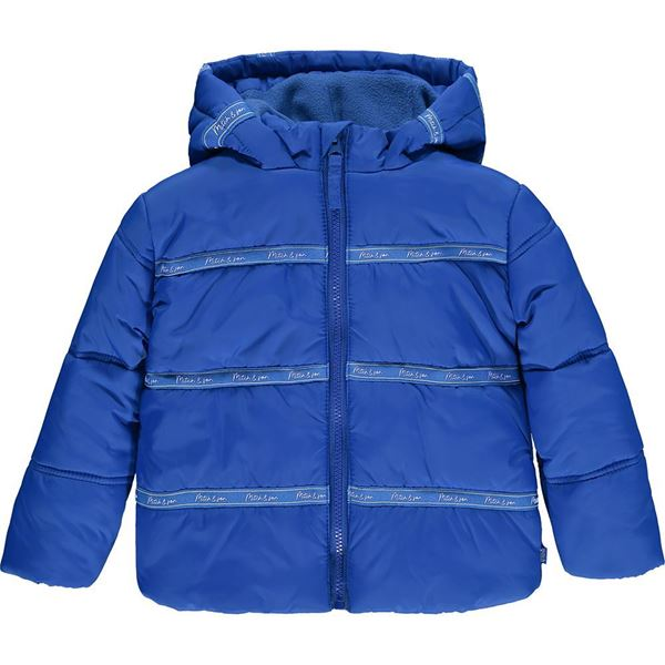 Picture of Mitch & Son Boys 'St George' Blue Coat