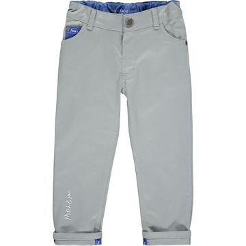 Picture of Mitch & Son Boys 'St Peters' Grey Trouser