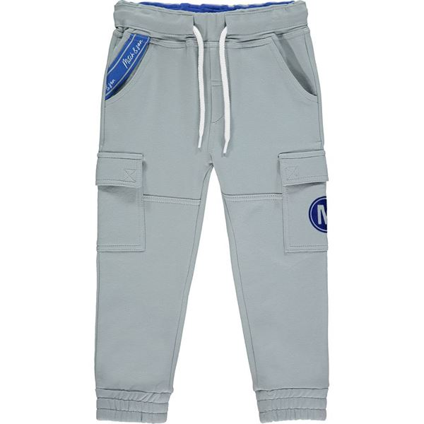 Picture of Mitch & Son Boys 'St Mungo' Grey Joggers