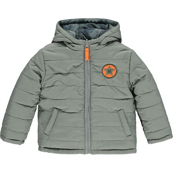 Picture of Mitch & Son Boys 'Marine' Reversible Coat