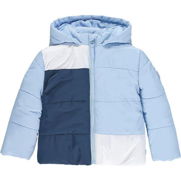 Picture of Mitch & Son Boys 'Paterson' Pale Blue Block Coat