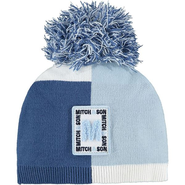 Picture of Mitch & Son Boys 'Parkgrove' Blue Hat