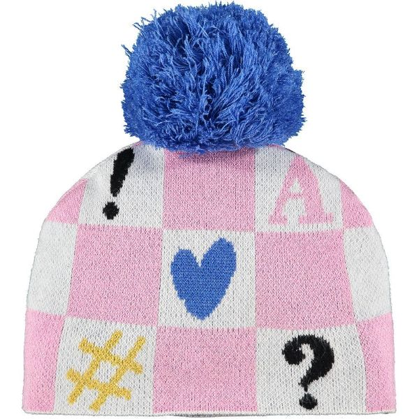 Picture of Ariana Dee Girls 'Shirley' Pink Printed Hat