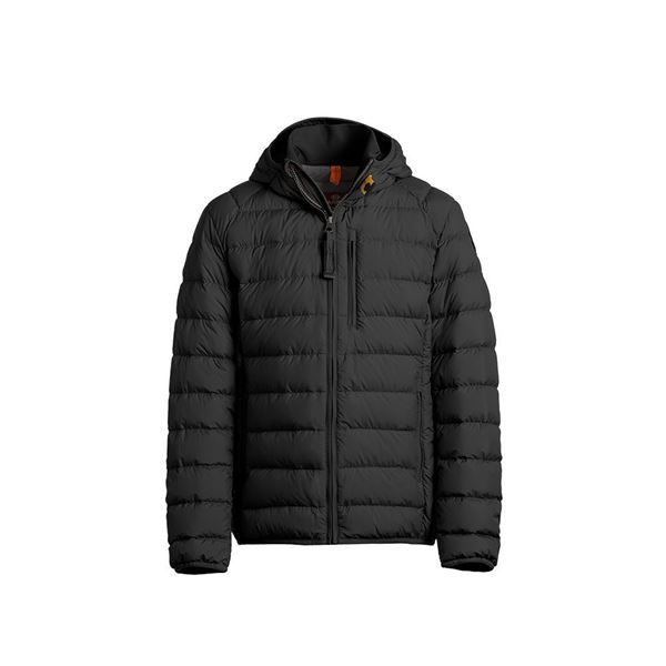 Picture of Parajumpers 'Last Minute' Boys Black Jacket