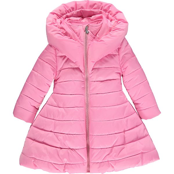 Picture of Ariana Dee Girls 'Paisley' Pink Coat
