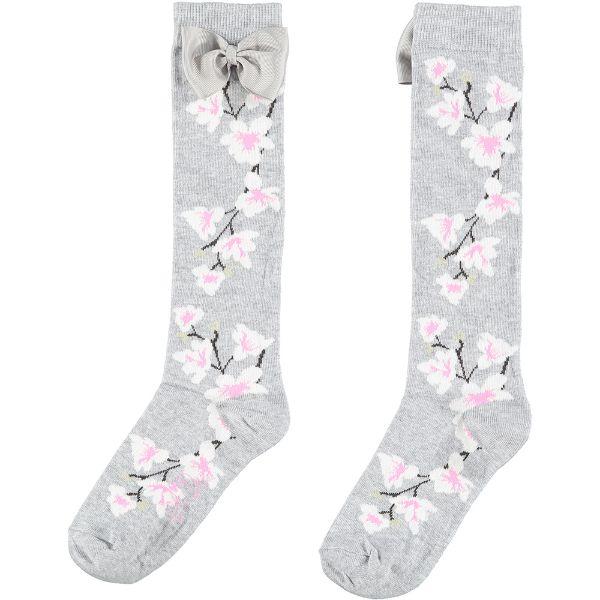 Picture of Ariana Dee Girls 'Patricia' Magnolia Knee Socks