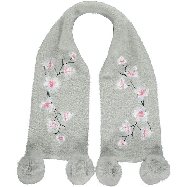 Picture of Ariana Dee Girls 'Polly' Grey Scarf