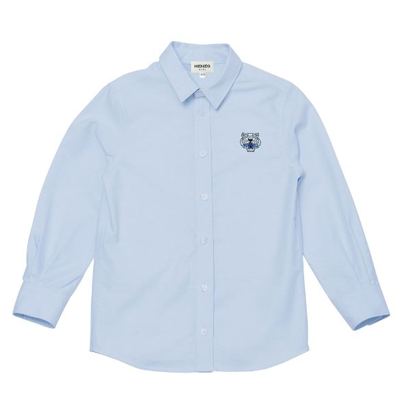 Picture of Kenzo Boys Blue Shirt