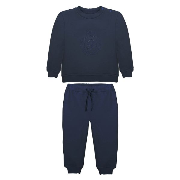 Picture of Patachou Boys Navy Tracksuit