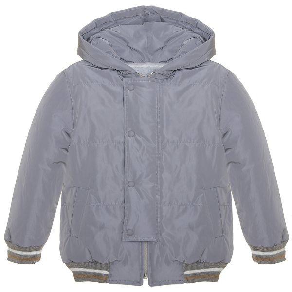 Picture of Patachou Boys Grey Coat