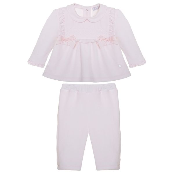 Picture of Patachou Baby Girls Pink Tracksuit
