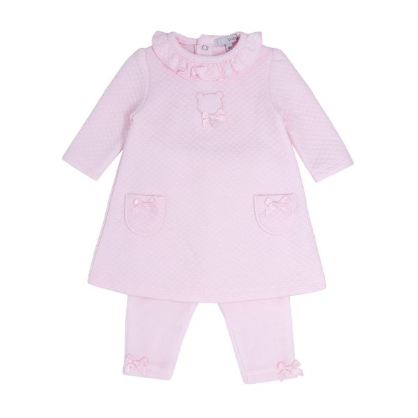 Picture of Blues Baby Girls Pink Leggings Set