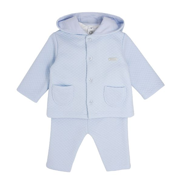 Picture of Blues Baby Blue 3 Piece Tracksuit