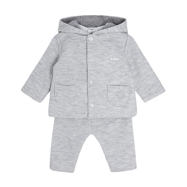 Picture of Blues Baby Grey 3 Piece Tracksuit