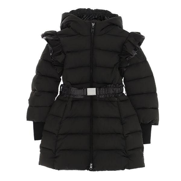 Picture of Monnalisa Girls Black Coat