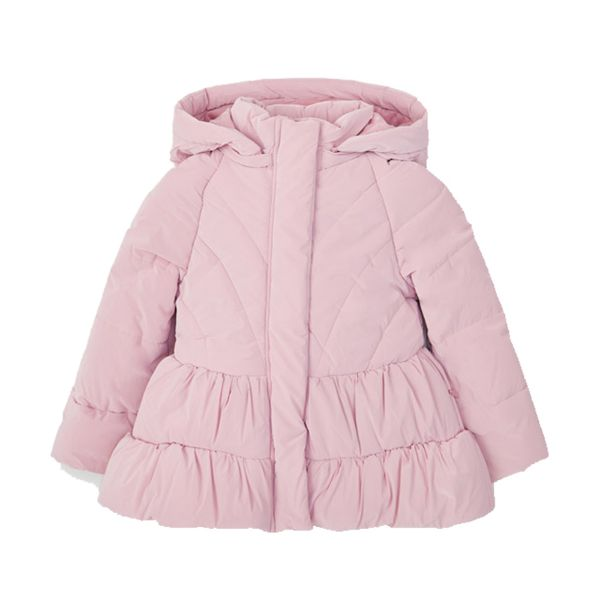 Picture of Mayoral Girls Pink Coat