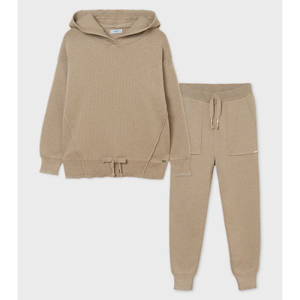 Picture of Mayoral Girls Gold Tracksuit